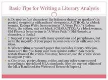 writing a literary analysis essay about poetry quizlet essays on  admission essay writing 9