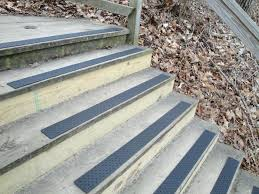 outside stair treads image of best outdoor non slip stair treads