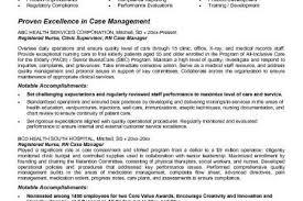 rn case management resume samples  rn case manager resume samples    clinical nurse manager resume sample for resumes child care