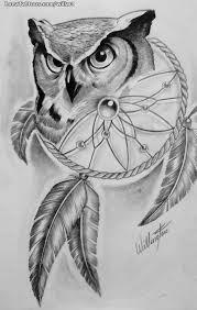 Dream Catcher With Birds Gorgeous Design Of Owls Dreamcatcher Birds
