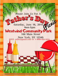 Picnic Template Fathers Day Picnic Template Postermywall