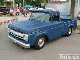 1957-60 Mercury M-100 pickup. | Hauler Heaven | Pickup trucks, Ford ...