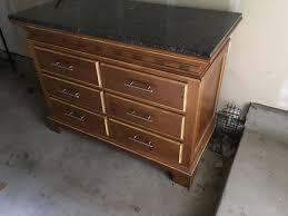 granite countertop tv stand dresser