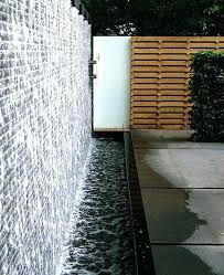 relaxing water wall ideas for your backyard or indoor outdoor creative walls fountain india