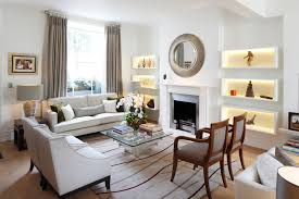 bright living room lighting. ambient room lighting living transitional with neutral color scheme bright white sofa