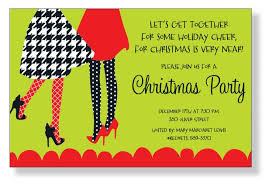 Christmas Party Invitation Wording Madinbelgrade