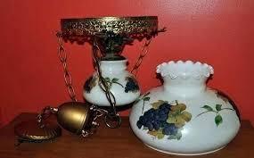 underwriters laboratories chandelier portable lamp antique