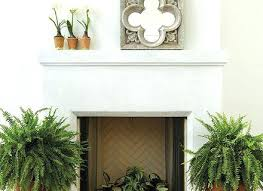 decorate unused fireplace best ideas about unused fireplace on how to decorate unused fireplace for