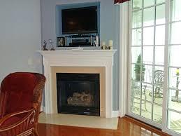 corner fireplace with tv above classic corner fireplace designs ideas with above corner fireplace tv stand