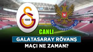 St. Johnstone – Galatasaray canlı maç HD izle şifresiz hangi kanalda? –  Lebego1.Com ®