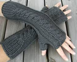Free Fingerless Gloves Knitting Pattern New Fingerless Gloves Knitting Pattern A Knitting Blog