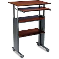 Adjustable Height Desk Ikea Stand Up Interior Intended Inspiration