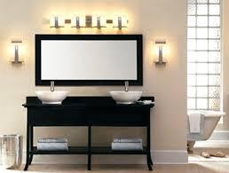 image of bathroom light fixtures plan