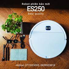 Robot hút bụi thông minh thế hệ mới ES250. Bảo hành 1 đổi 1 ( Tem bảo hành  ), giá chỉ 355,000đ! Mua ngay kẻo hết!