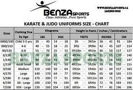 Karate Uniform Size Chart Details About Karate Gi Black Karate Uniform Black Karate Dobok Medium Light Weight 9 Ounce