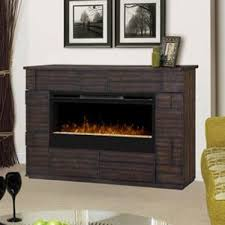 details about dimplex markus glass ember bed electric fireplace mantel in boston