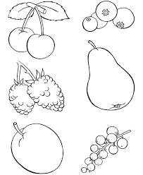 Healthy Eating Coloring Pages Healthy Food Coloring Sheets Foods