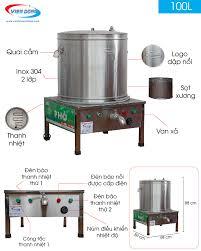 Sử dụng nồi nấu phở tiết kiệm điện có thật sự tiết kiệm hay không? - Thiết  bị nhà bếp công nghiệp Viễn Đông