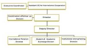 Home Organization Chart International Cooperation Home Organization Chart