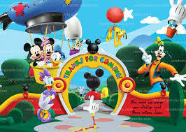 mickey mouse party invitation mickey mouse clubhouse invitation mickey mouse birthday
