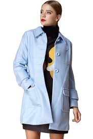 fashionable big ons trench coat with pockets for women front 1
