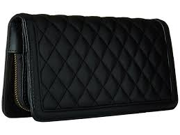 Love moschino Quilted Wallet On Chain in Black | Lyst & Gallery Adamdwight.com