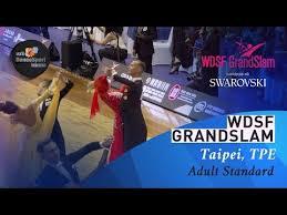 Finnish Dance Chart Sodeika Zukauskaite Ltu 2019 Grandslam Std Taipei R2