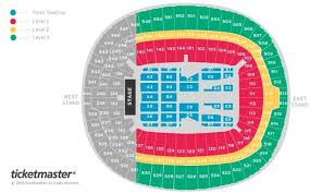 Uk Football Stadium Seating Chart Heres The Wembley Stadium Seating Plan Ahead Of The Who