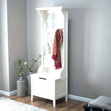 White Coat Rack With Storage Interesting Coat Rack With Shoe Storage Bench White Coat Rack Coat Rack With