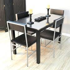 metal top round dining table metal base wood top dining table unique galvanized metal top round