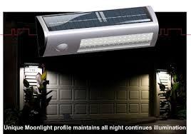 Solar Motion Sensor Security LightsSolar Security Flood Light
