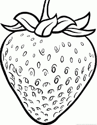 Small Picture 42 best Strawberry Coloring Pages images on Pinterest
