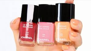 Nehty By Chanel