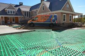 electric heated driveway. Brilliant Heated Electric And Hydronic Heating Systems Can Turn Your Driveway Stairs  Into A Radiant Heat Source When The Snow Falls In Melrose Inside Heated Driveway R