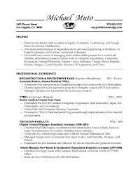Resume For Bank Teller Objective For Resume For Bank Teller