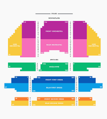 Comcast Theatre Hartford Ct Seating Chart 47 All Inclusive The Chicago Theater Seating
