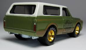 The Lamley Group Model of the Day: HW Nostalgia '70 Chevy Blazer ...