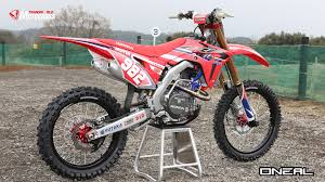 2017 spy photos new bikes from the big four transworld motocross