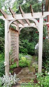 Small Picture Best 25 Garden archway ideas on Pinterest Garden arches Garden
