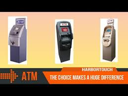 Atm Vending Machine Business Stunning How To Buy A ATM Machine And Profit Each Month YouTube