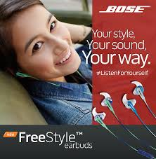 bose freestyle earbuds. bose freestyle™ earbuds new products for 2014 freestyle