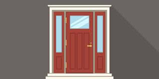 a quick guide parts of a door