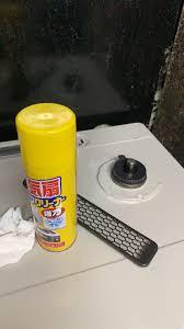 Xịt tẩy mảng bám dầu mỡ máy hút mùi quạt thông gió Rinrei Nhật Bản - Điện  máy Nhật Bản - Đồ điện gia dụng cao cấp