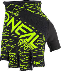 Oneal Jerseys O Neal Wired Motocross Gloves Neonyellow