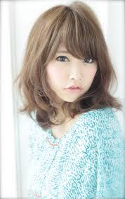 2013秋 流行ヘアスタイルはふわミディモテる髪型ギャラリー Naver