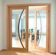 internal glass door first and foremost doors can help create a ventilated bright environment inside northern
