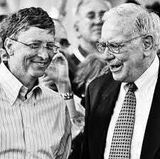 Bill Gates and Warren Buffett Discuss Business in 2017