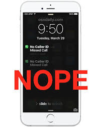 """Callers How Id"""" To Unknown Iphone Caller """"no amp; On Block wwva7qt"""