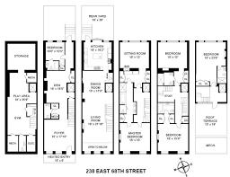 townhouse floor plans. Http://streeteasy.com/building/238-east-68- · Floor PlansFlooringNew Townhouse Plans