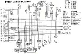 yamaha dt mx wiring diagram wiring diagram yamaha dt 125 wiring diagram jodebal
